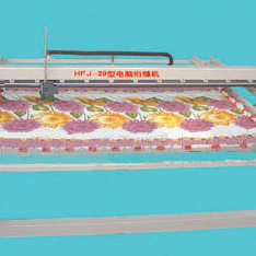 HFJ-29(Series) Computerized High Speed Quilting Machine