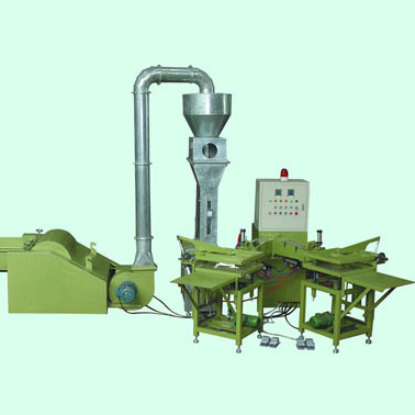 ZXJ-380 Automatic Pillow Filling Machine