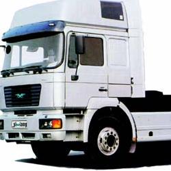 6x4-F2000 Tractor