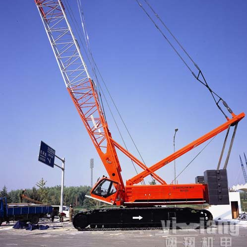 Crawler Crane QUY70