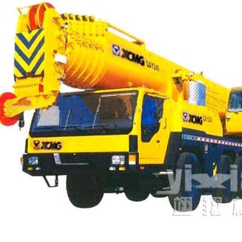 All terrain crane QAY130