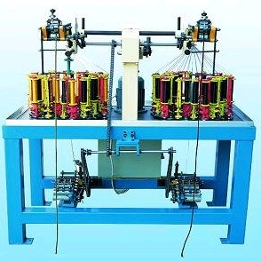 25 carriers wave ribbon making machines