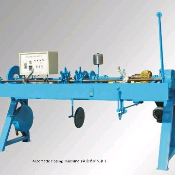 Shop Bag Handle Tipping Machines