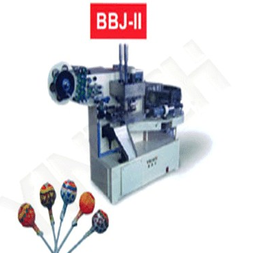 BBJ-II Ball-type Lollipop Wrapping Machine