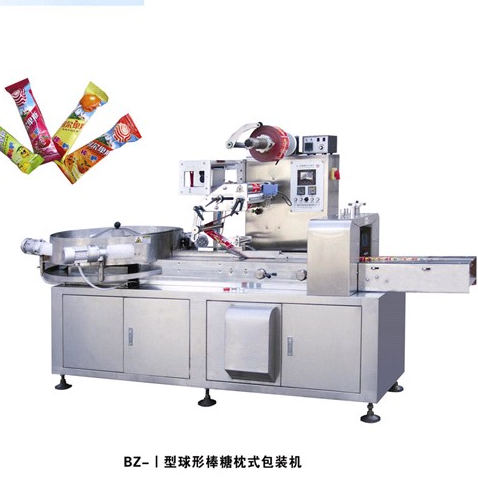 BZ-ⅠLollipop Pillow-Type Packing Machine