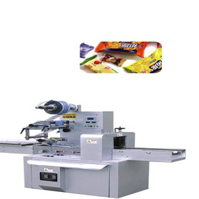 WDB-2C pillow-type wrapping machine