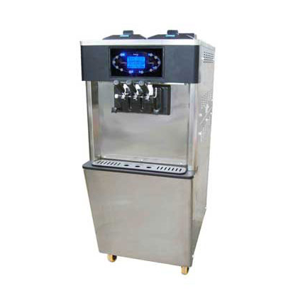 soft ice cream machine HM716 frozen yogurt