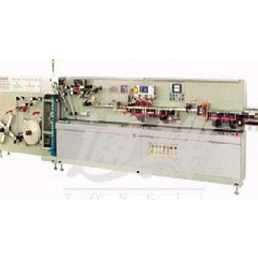 Laminated Soft Tube Making Machine