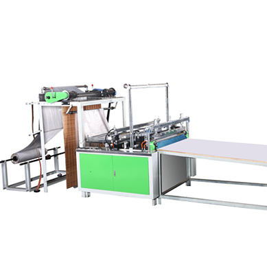 High Speed Double-layer Bag Making Machine Set