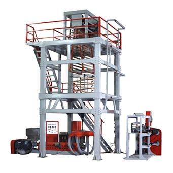 Heep High Speed Film Extrusion Machine(HDPE/LDPE)A