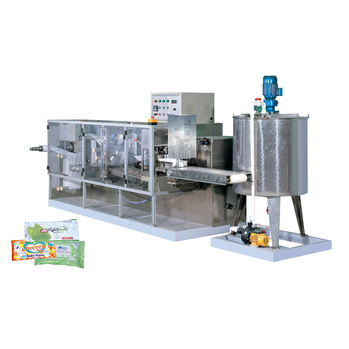 DC-2II Wet tissue folding machine
