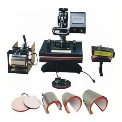 Combo heat press machine CY-S1