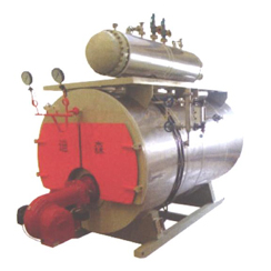 Oil Field Heating Boiler