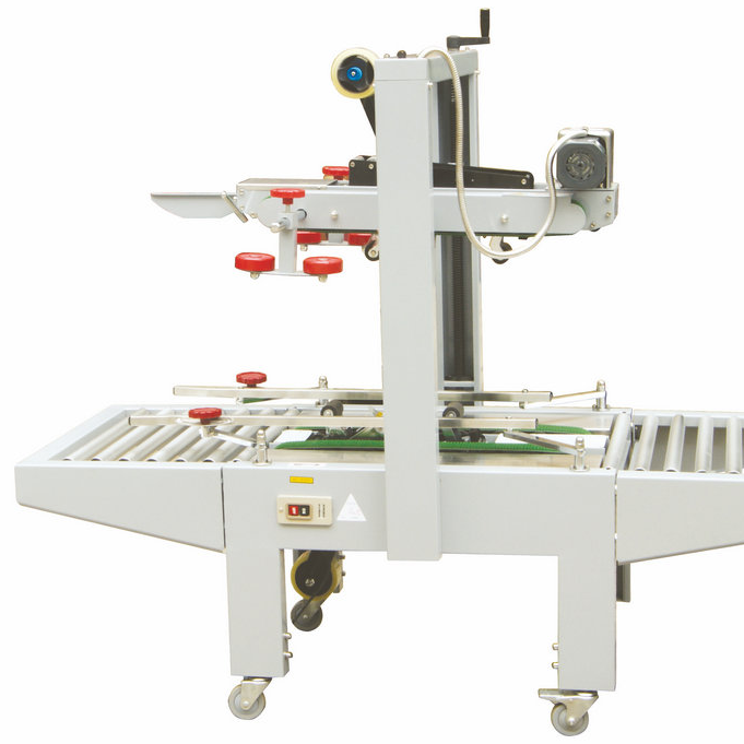 FXJ6050 semi-automatic carton sealing machine