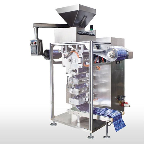 DXDK-320 Four edges bag sealing packing machine