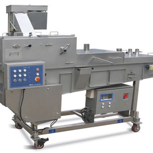 SFJ600-ⅣPreduster (Flouring Machine)
