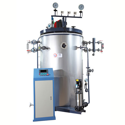 LSS series vertical steam boiler