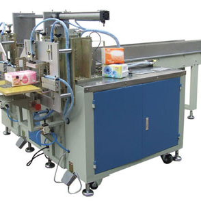 D660A square napkin soft pack machine