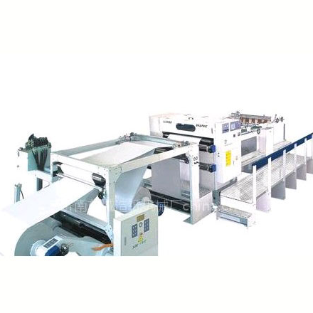 DC-1700 High-speed jumbo roll sheeter