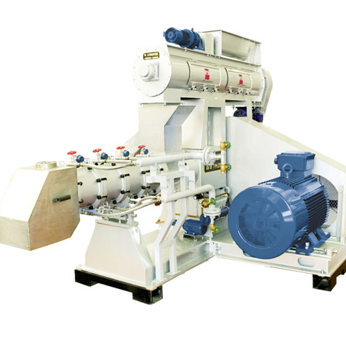 Muyang TPH Series Raw Material Extruder