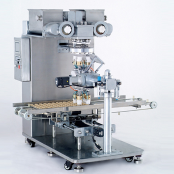 Yidu CNC high-speed production line of cakes ( four heads)