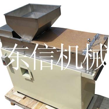TP-125 shelled peanut dry peeling machine