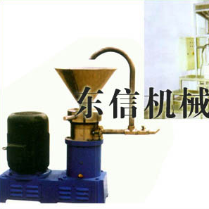 Peanut paste production equipment