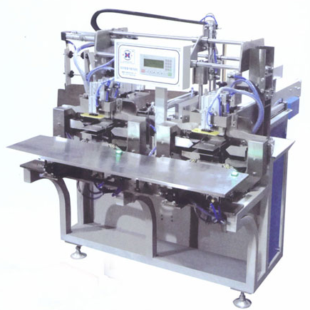 822D Double Soft Packing Machine Pumping