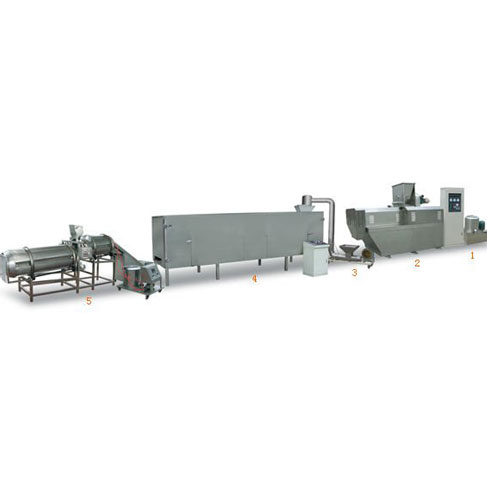 CY65-VI soy protein production line