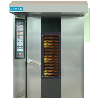 Rack ovens(Electric,Gas,Diesel oil) SAM-F2