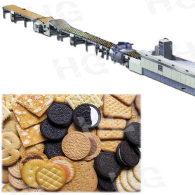 Biscuit production line HG-SWB