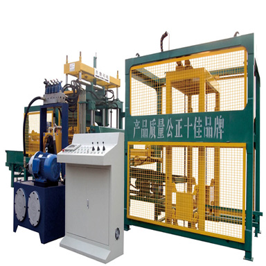 QT5-15 Block Machine Production Line