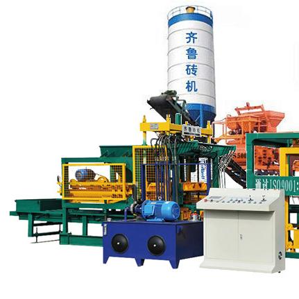 QT4-15 Block Machine Production Line