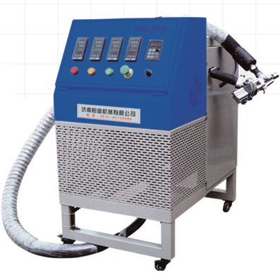 Automatic Hot Melt Rubber Machine
