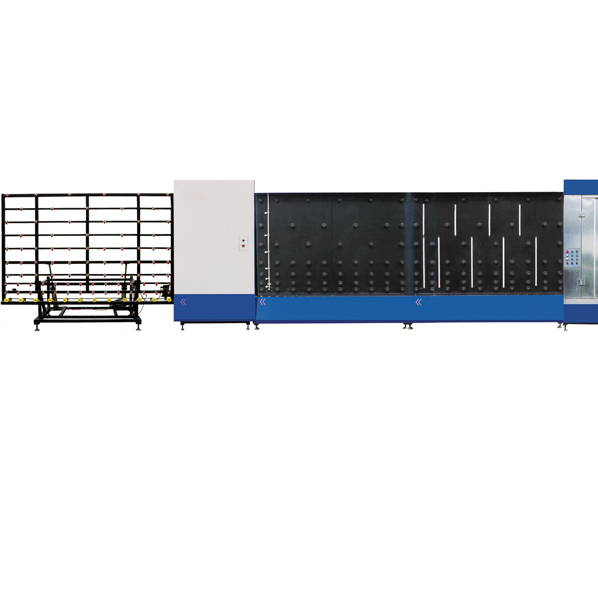 LB1600G Vertical Automatic Inusating Glass Production Line