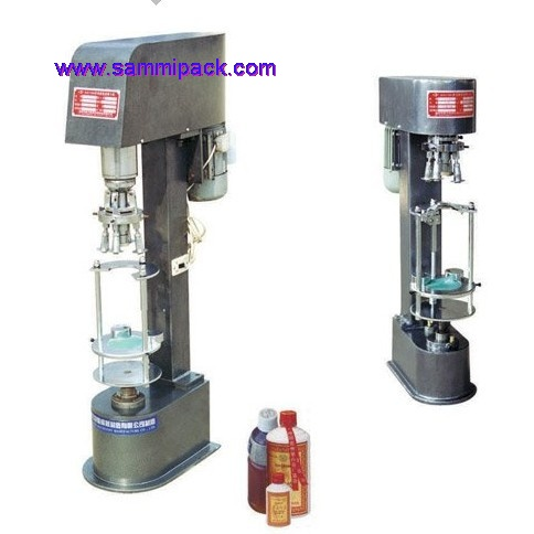 JGS-980 Aluminium cap sealing machine