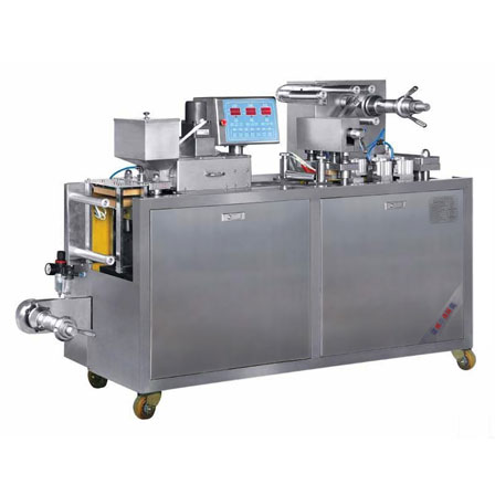 DPB80 Plate Blister Packing Machine
