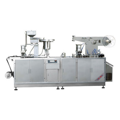 DPB250 Flat Automatic Blister Packaging Machine