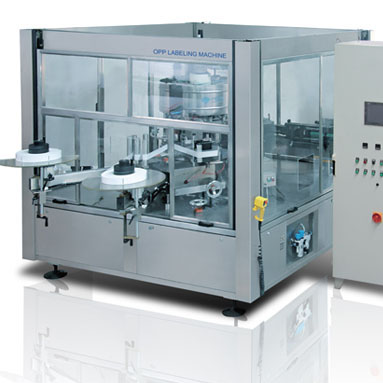 Linear Hot Melt Labeling Machine