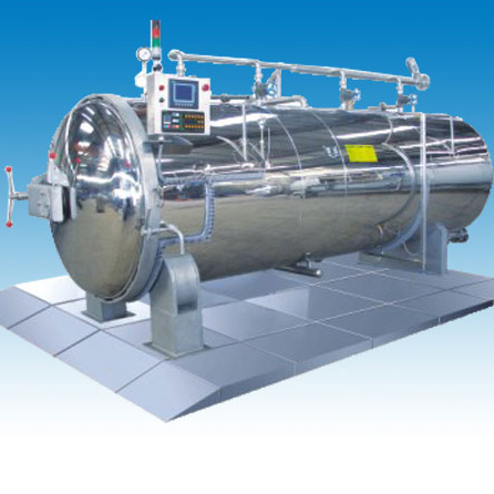 Rotary Steam Autoclave