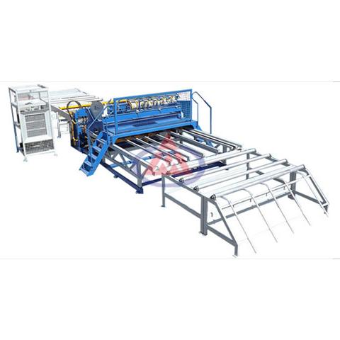 Automatic steel mesh welding machine WZ-2500A
