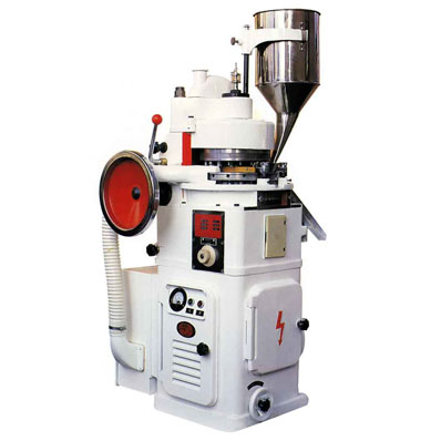 ZP19 Rotary tablet press