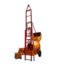 JZD Automatic Promotion Concrete Mixer