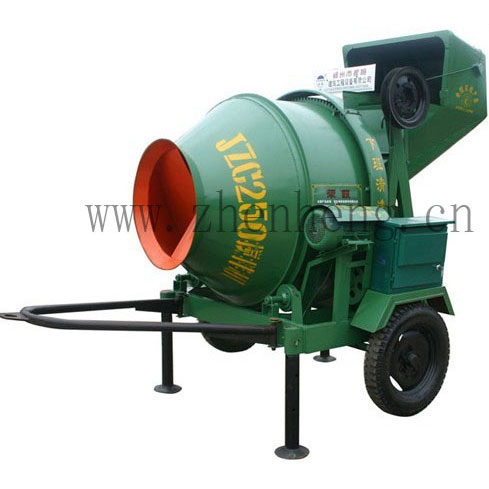JZC300 portable cement mixer