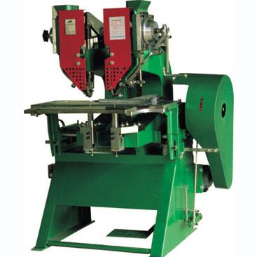 SC-606TR Double Head Riveting Machine