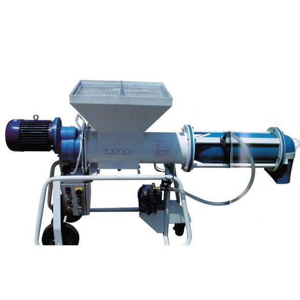 Continuous Mortar Mixer