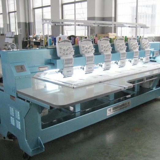 TP906 (400 500x900) Flat Embroidery Machine