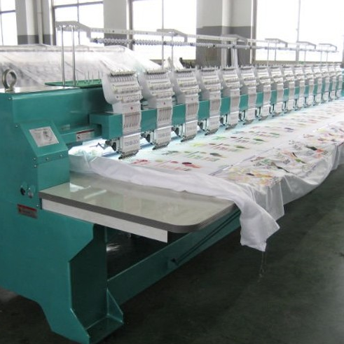 TP915(330 330x680) Multi-head Flat Embroidery Machine