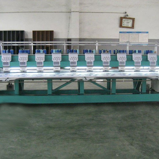 TP910 (400 420x800) Flat Embroidery Machine