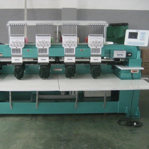 TP904(400 400x450) Flat&Cap&T-shirt Embroidery Machine